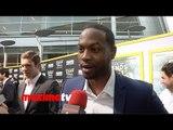 Ser'Darius Blain Interview   When the Game Stands Tall   World Premiere