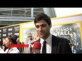 Matthew Daddario Interview   When the Game Stands Tall   World Premiere
