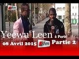 Yeewu Leen à Paris - Partie 2 - La balade de Pape Cheikh et Bouba Ndour