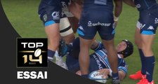 TOP 14 ‐ Essai Willie DU PLESSIS 1 (MHR) – Montpellier - Racing 92 – J21 – Saison 2016/2017
