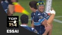 TOP 14 ‐ Essai Pierre SPIES (MHR) – Montpellier - Racing 92 – J21 – Saison 2016/2017