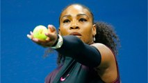 Pregnant Serena Williams Gets Cozy With Alexis Ohanian