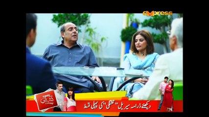 Saanp Seerhi - Episode 13  Express Entertainment