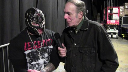 WHAT'S NEW WITH REY MYSTERIO JR.