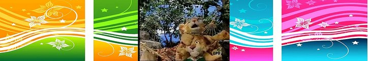 Between the Lions 5x01 Pigs, Pigs, Pigs; The Three Little Pigs