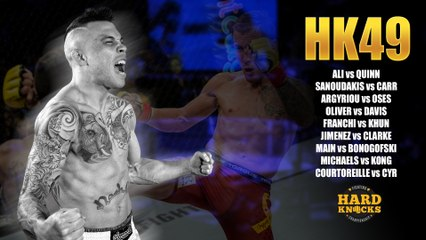 Hard Knocks Fighting Championship Presents : HK49