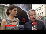 John Savage on Death Penalty | PERSECUTED Premiere | Red Carpet | Blanca Blanco