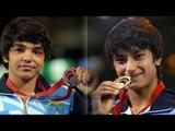 Sakshi Malik and Vinesh Phogat qualify for Rio Olympics| Oneindia News
