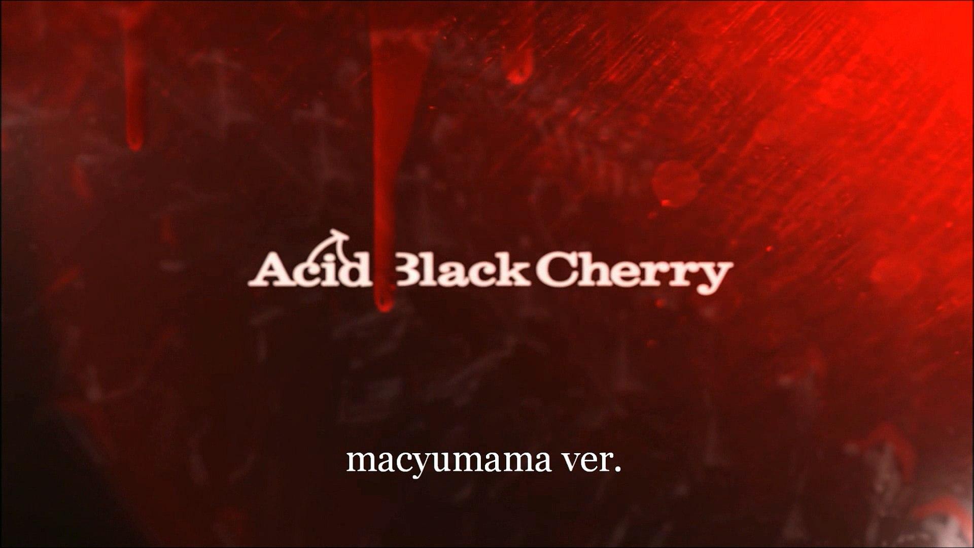 Acid Blood Cherry Black Blood 勝手にシリーズ 動画 Dailymotion