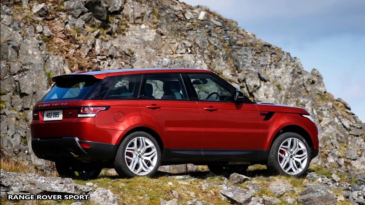 2018 Range Rover Velar vs Range Rover Sport