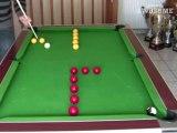 Ces joueurs de billard sont dingue... Compilation de tricks incroyable en Snooker