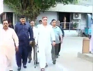 PPP Dr. Asim Hussain Leads Prayer
