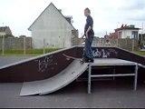 skate park bray-dunes
