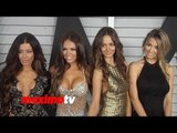 Maxim Models | 2014 MAXIM HOT 100 Party | Red Carpet Fashion