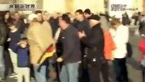 NHKスペシャル シリーズ激動の世界 第1回「テロと難民~EU共同体の分断~」