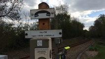 Incident sur la ligne ferroviaire sur la ligne Coutances-Caen