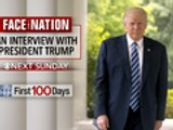 CBS News' John Dickerson to interview President Donald Trump