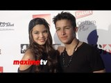 Paris Berelc & Aramis Knight | Ryan Ochoa's Swagged Out 18th Birthday Party Red Carpet
