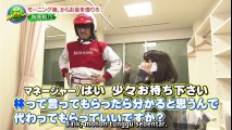 Sashihara Rino to Iikubo Haruna   Can you lend me some money indo sub [GBA]