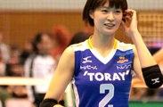 木村沙織選手(Saori Kimura)東レアローズ【Vプレミアリーグ゙オールスターゲーム】2017.3.25深谷ビッグタートル