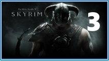 Skyrim Parte 3 Gameplay - FUS RO DAH ! [PT-BR]