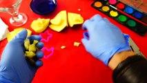 DIY Eğlenceli Boyama Yapma Oyunu , Baskı Boyaması (ÖĞRETİCİ),Çizgi film izle 2017