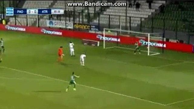 All Goals & highlights HD - Panathinaikos 1-0 Atromitos 23.04.2017