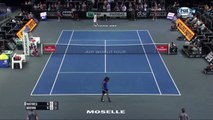 Dustin Brown vs Paul-Henri Mathieu Highlights MOSELLE OPEN 2016