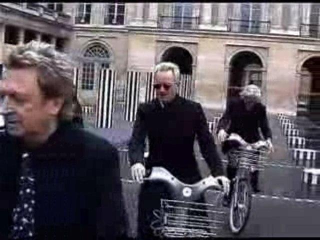 Sting - Police en Velib