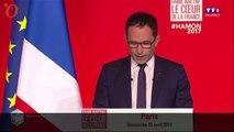 Résultats présidentielle : Hamon appelle à voter Macron avec regrets