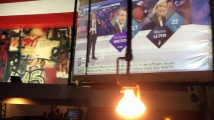 Joie chez les soutiens de Macron dans la Somme