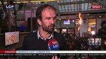 Manuel Bompard - Directeur de campagne de Jean-Luc Mélenchon