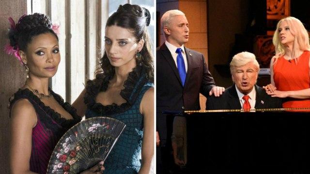 Emmys 2017: 'SNL' and 'Westworld' Lead Noms, Plus 'Stranger Things' Shocker   THR News