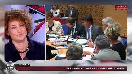Débat sur le plan-climat de N. Hulot - Public Sénat