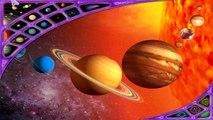 Niños estrella caminar para y la formación del sistema solar estrella planeta astronomía niño