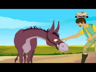 Panchatantra Tales in Gujarati - The Washerman's donkey
