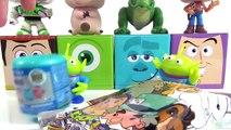 Bourdonner par par dinosaure dans histoire jouet avec boisé Disney pixar 3 sets de jeu 1 lightyear rex hamm ct