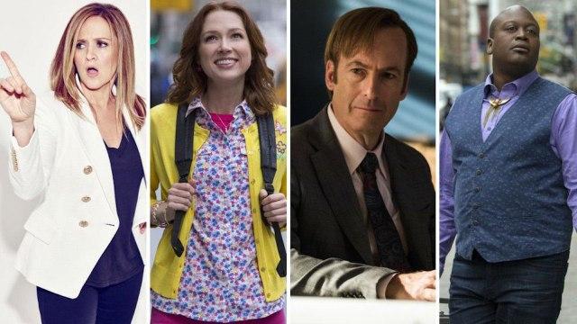 Emmys Nominations 2017: Stars React to Their Nods   THR News