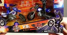 Aventure bicyclette enfants pour obliger enfants ouverture jouet vidéos Mxs motocross 3