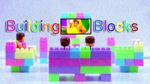 Making of Sofa Sets with Building Blocks | Kids Building Blocks | Block sets For Kids - LI