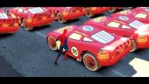 Un et un à un un à et des voitures enfants couleur pour enfants foudre Beaucoup de de chansons homme araignée Mcqueen disney w nurs