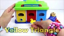 Bebé Mejor coches colores para Niños aprendizaje patrulla pata enseñar niños pequeños juguete vídeo Gumballs pre
