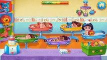 Bébé soins enfants fou docteur éducatif pour Jeu des jeux enfants garderie  