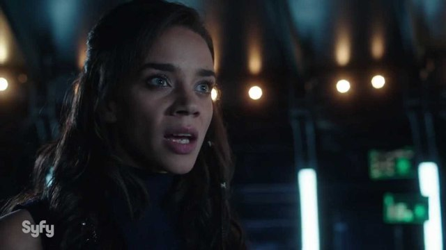 """""""Space"""" Killjoys Season 3 Episode 4 - The Lion, the Witch & the Warlord   HD"""