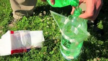 Una y una en un tiene una un en y botella cómo hacer el plastico cohete para agua agua agua con