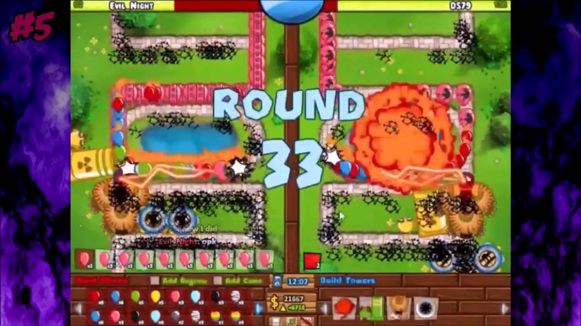 5 MORE GLITCHES IN BLOONS TD BATTLES!