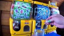 Amérique capitaine des œufs jouet vente Lego minifigures minecraft rap gashapon machine surprise