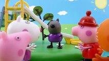 En las escondidas juego de Peppa Pig violado las reglas de la nueva serie de la serie de dibujos animados juguetes de 73 cerdos