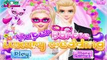 Luxe mariage héros Robe vers le haut et faire vers le haut Jeu