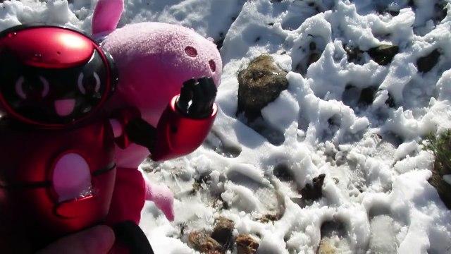 Fr dans porc et jouet Peppa robots robochicco | outtakes